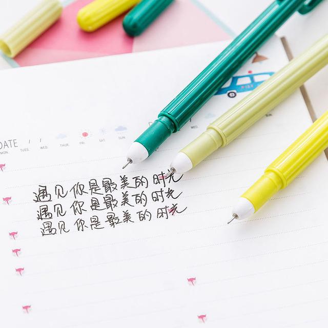 Creative Cactus Shaped Gel Pen
