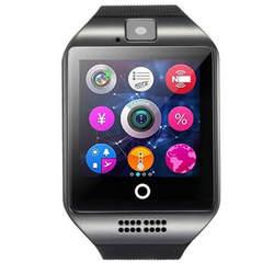 Q18 Bluetooth Smart часы с Камера Bluetooth наручные часы для IOS Android Для мужчин Для женщин Smartwatch VS X6 U8 A1 Q18 DZ09 GT08 T8