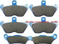 Motorcycle Semi Metallic Disc Brake Pads For BMW R1100 R1100RT R 1100 RT 1995 Up