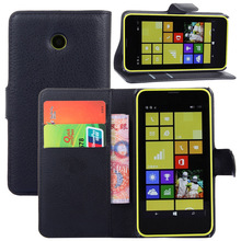 For Microsoft Nokia Lumia 630 Cover Wallet Case for Nokia 630 Lumia Flip PU Leather Phone Case with Card Slots Dual Sim Bumper stylish plain flip open pu leather case w holder card slot for nokia lumia 520 pink
