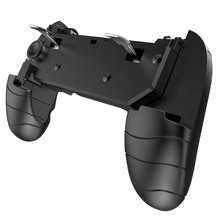 5in1 Folding Gamepad Handle Wireless Joystick Remote Control Controller L1R1 Fire Shooter Accessories For Android IOS PUBG Game