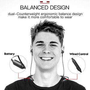 Image 2 - Baseus S06 tour de cou Bluetooth écouteur sans fil écouteurs pour Xiaomi iPhone écouteurs stéréo auriculares fone de ouvido avec micro