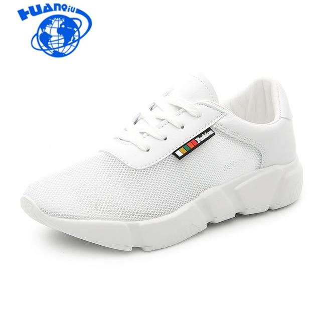 timeless design fcdfc 15224 Huanqiu donna sneakers marca maglia donne runningg scarpe sportive luce  traspirante piattaforma estate scarpe da ginnastica