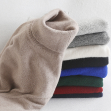 Men Sweater and Pullover Hot Sale Cashmere and Wool Knitted Jumpers 11 Colors Man Standard Clothes Woolen Standard Clothes Tops