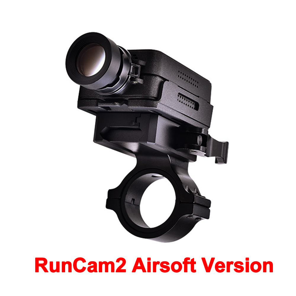 RunCam 2 RunCam2 Airsoft Version with 35mm Lens MOV DC 5V 17V for RC Drone and