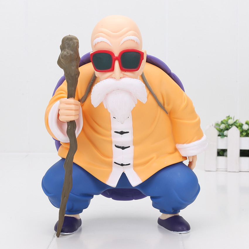 Dragon Ball Master Roshi New Toys Master Roshi Action Figure Model Toy Collectible Christmas Gifts 14cm N089 держатель для душа tatkraft mega lock rain цвет серый металлик