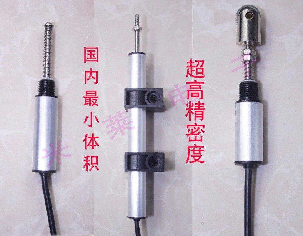 Pm11 R 30l High Precision Position Sensor Miniature