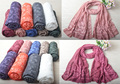 Za 2016,Floral hijab,Plain cotton scarf,Muslim hijab,Stereo embroidery flower,Tie dye scarf,shawls and scarves,muffler,head wrap