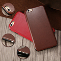 KISSCASE Retro Luxury Leather Phone Case For iPhone 7 6S Plus Crazy Horse Skins Case Capa For iPhone 7 6S Soft PU Cover Fundas