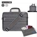 Nylon Men Lady Laptop Shoulder Bag Handbag Case Tote Briefcase Messenger for Dell/ASUS/Lenovo/Macbook 12'' 13.3'' 14'' 15.6'' PC