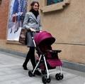 2016 портативный свет удобства переноски мода дети детская коляска четыре колеса складная коляска мешок 4 цвет для 0 - 36 мес.