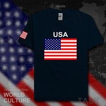 United States of America USA US t shirt man jerseys 2017