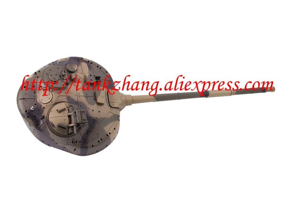 HENGLONG 3938 1 RC carro armato RUSSO T90/T 90 1/16 serbatoio RC pezzo di ricambio no. torretta con barrel 6.0 versione-in Componenti e accessori da Giocattoli e hobby su  Gruppo 1