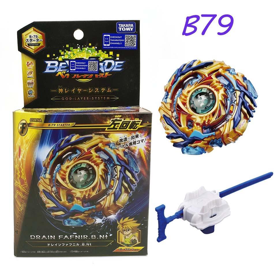 Takara Tomy Bayblade B79 Burst Combat Spiral Detonating Bayblade Super Z Swords B79