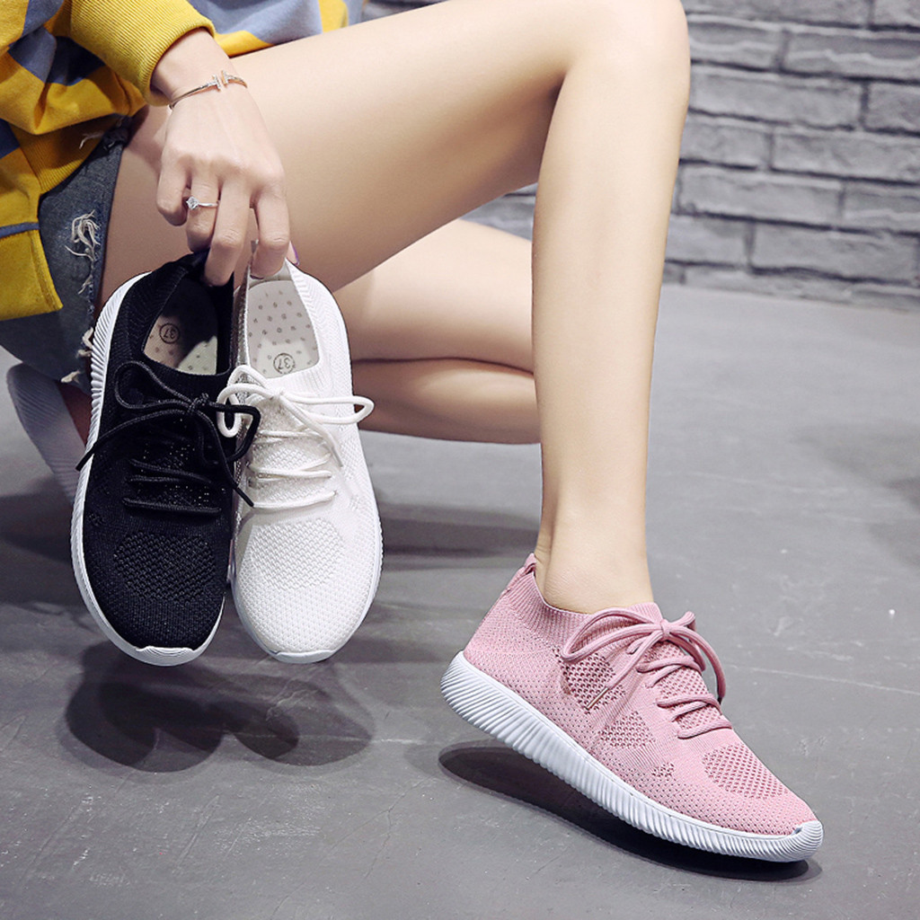 2019 New Shoes Plus Size 43 Women Vulcanize Shoes Fashion Slip On Sock Shoes Female Air Mesh Sneakers Flat Casual#es2019 New Shoes Plus Size 43 Women Vulcanize Shoes Fashion Slip On Sock Shoes Female Air Mesh Sneakers Flat Casual#es
