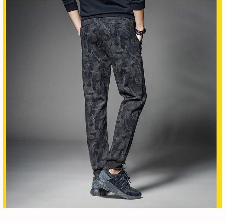 T-Bird 17 New Pattern Casual Men s Pants Cool Fashion Camouflage Slim Spring Style Pencil Pants Hip Hop Trousers Men M-5XL LXS 9