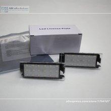 Para Renault Clio 3 III 4 IV/Lutecia/LED Coche Luz de la Matrícula/30frame/Lámpara de Luces LED de Alta Calidad