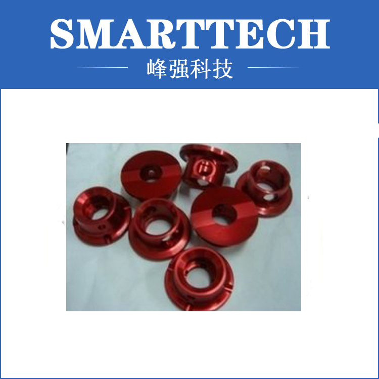 Red Color CNC Accessory, Electric Spare Parts With High Quality Good Price In China golden color accessory screw spare parts shenzhen cnc machine