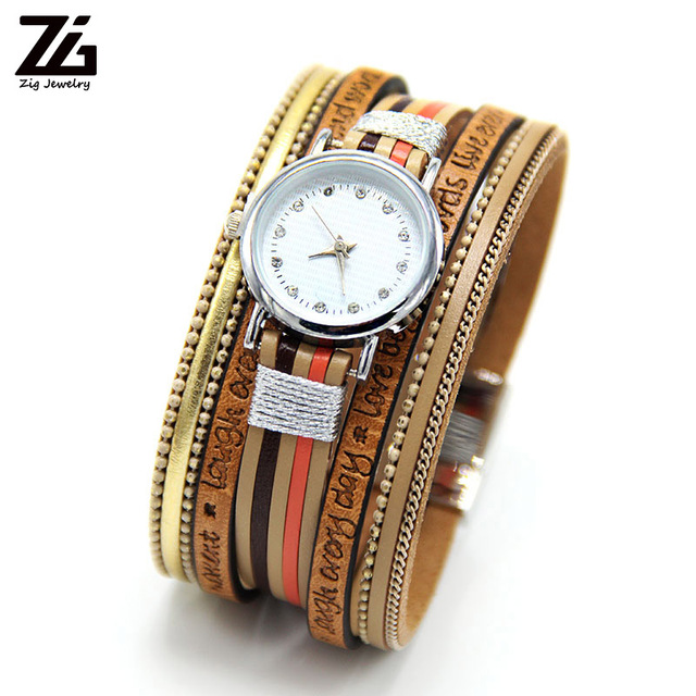 ZG Multilayer Leather...
