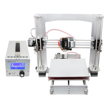Алюминиевый Prusa I3 Pro 3D принтер DIY kit 3-IN-1-Out Блок управления GT2560 Основной Плате