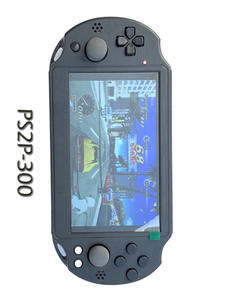 Arcade-Player Not-Simulator Portable Modified-By-P/s2 for Double-Joystick-Model:ps2p-300