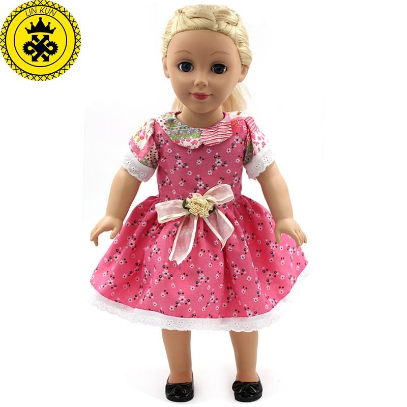 Aliexpress.com : Buy American Girl Doll Clothing Flowers ...