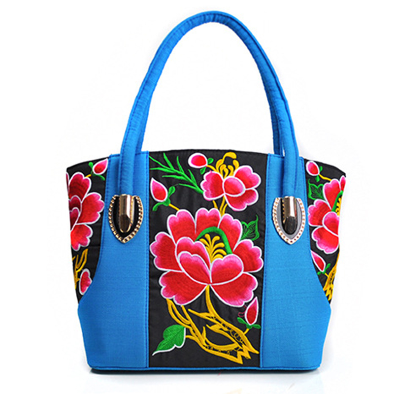 Popular Embroidered Canvas Tote Bags-Buy Cheap Embroidered Canvas ...