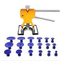 car repair tool hand tools Practical hardware Woodworking tools Dent Lifter Repair dent puller 18 Tabs Hail Removal Tool set