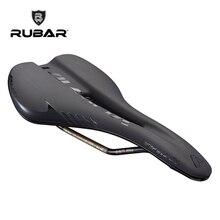 2018 New RUBAR Bike Saddle Sillin Bicicleta Mtb Bicycle Saddle Leather PU Soft Leather Selle Cycling High Quality Bicycle Parts