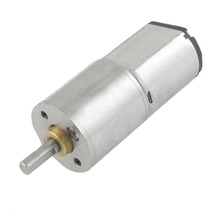 UXCELL(R) High Quality 1pcs Electric Speed Reducing DC Gear Box Geared Motor 0.7A 6V 90RPM