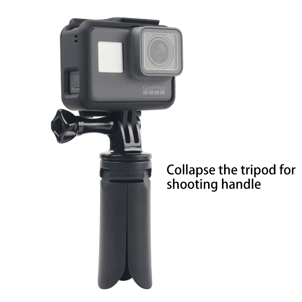 ruigpro Ant O Ring Hot Cold Shoe Adapter for DJI OSMO Mobile 2 gimbal Mounting Microphone LED Light Monitor mini tripod in Sports Camcorder Cases from Consumer Electronics