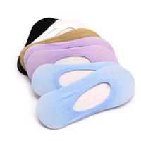 Новый 2018 Для женщин носки невидимые короткие носки ботильоны женские с открытым носком Носок Тапочки AA109-02