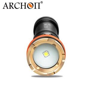Image 2 - ARCHON D11V II W17V II d11v Tauchen Video Licht 1200 LM 100M Unterwasser Lichter * L2 U2 LED Taschenlampe Fotografie Dive taschenlampe
