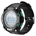 Оригинал SW08 Smart Watch Bluetooth 4.0 Smartwatch LED 1.3 Дюймов Экран Health Tracker Календарь Водонепроницаемые Часы Для Android IOS