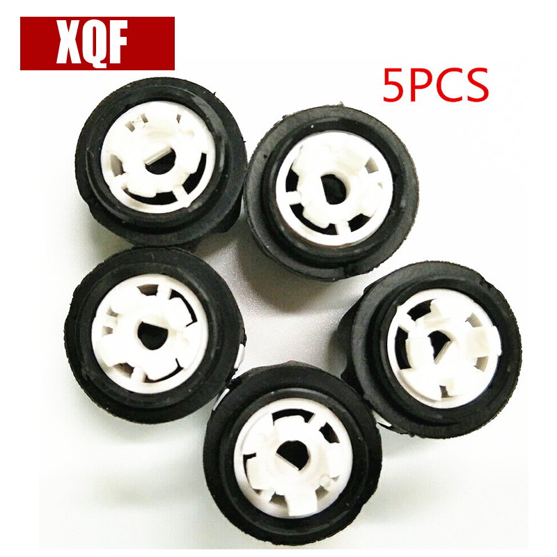 XQF 5PCS New Volume Switch Knob Cap For Motorola GM338 Car Radio Accessories