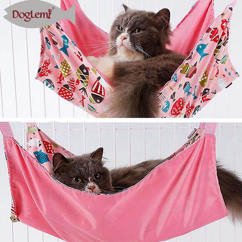 pet kitten cat hammock hanging soft canvas bed cages hammock kitty puppy cat bed cover bag blankets small pet rat swing 2 colors online get cheap pet rat hammocks  aliexpress     alibaba group  rh   aliexpress