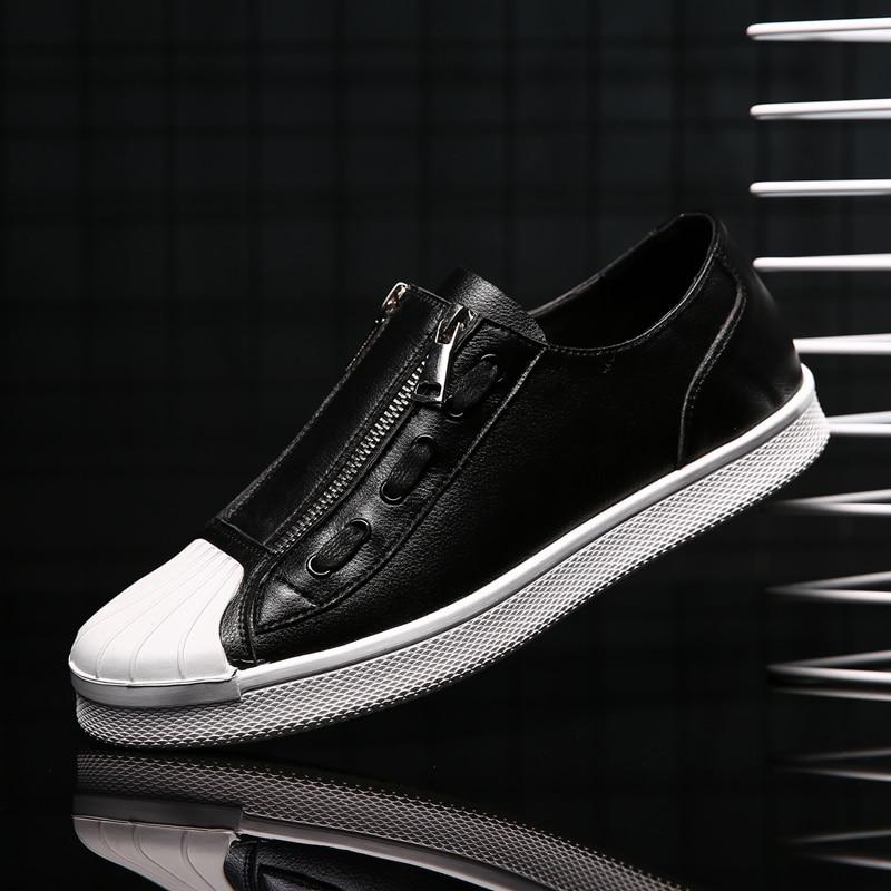 Homme Cesta Black1 Hombres Tenis white1 Zapatillas Masculino Transpirables Alta black2 Arriba Moda Calzado Casuales Zapatos Hombre De Deporte white2 Los BwvP11