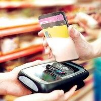 творческий эластичной лайкры ячейки держатель для телефона карт бумажника для женщин для мужчин бизнес удостоверение держатель для кредитных карт карман ручка 3 м клей
