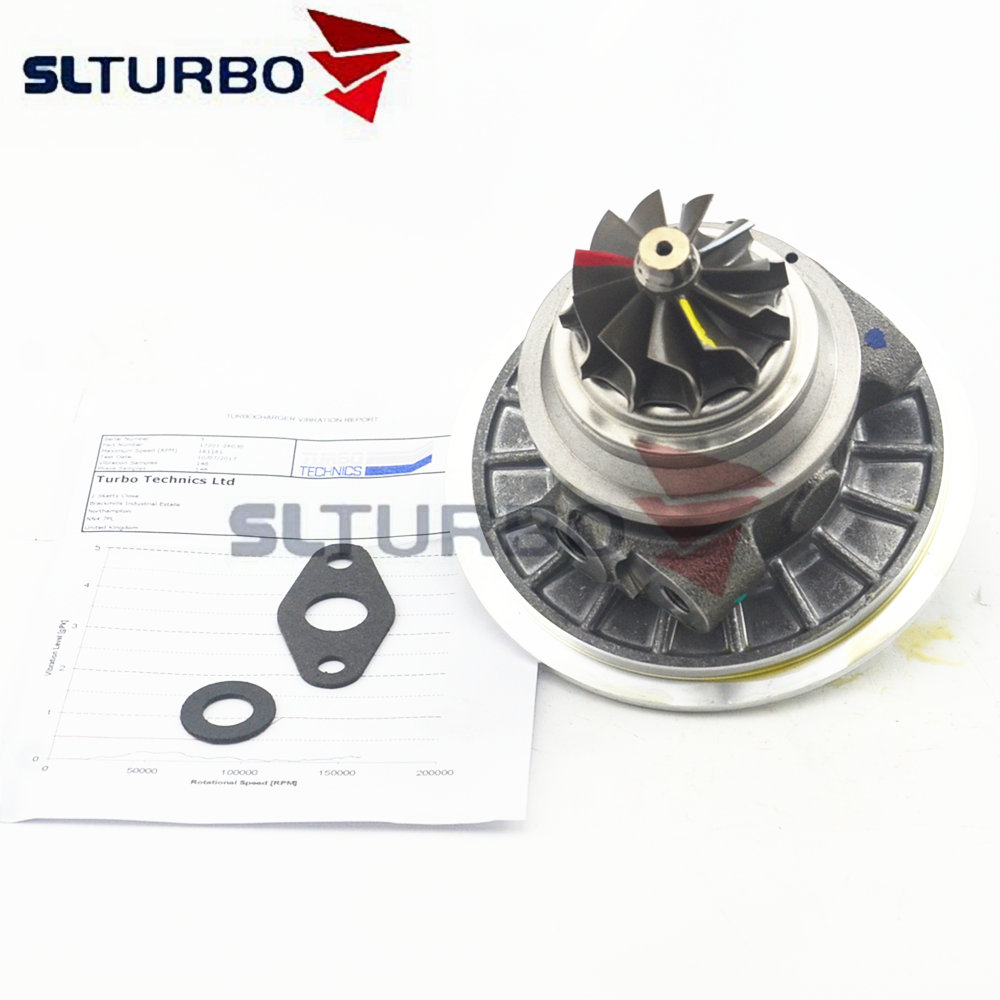 Turbocharger VB16 17201-26031 17201-26030 Turbo Cartridge Chra Core For Toyota Avensis D-4D 2AD-FHV Power 130 Kw - 177 HP 2005
