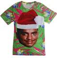 2016 new fashion Carlton T-Shirt hip hop 3d t shirt women/men graphic tshirt funny Christmas tee shirt harajuku clothes