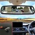Para Volvo S40L S40 V40 V50-Night Vision Auto Retrovisor reverso Estacionamento Camera + 5 polegadas Tft LCD Monitor de Espelho de Carro Monitor de
