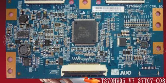 T370HW05 V7 37T07-C08 lógica tablero DE T-CON PANTALLA UA46D6000SJ LD460CGB-A2