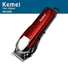 Kemei KM-2608 professional hair clipper electric trimmer powerful shaving machine cutting beard razor