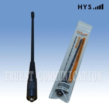 Free Shipping SMA Dual Band Antenna HYS-701N 144/430MHz With SMA Connector For Walkie Talkie