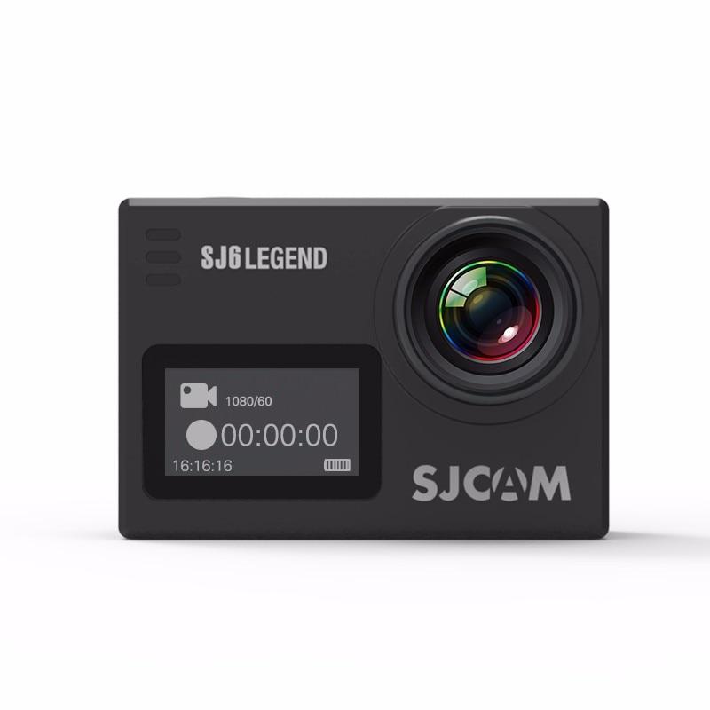 """SJCAM SJ6 LEGEND Wifi 4K 24fps Notavek 96660 2.0 """"Touch ekran Remote Ultra HD 30M Waterproof Sports Action Camera DVR"""