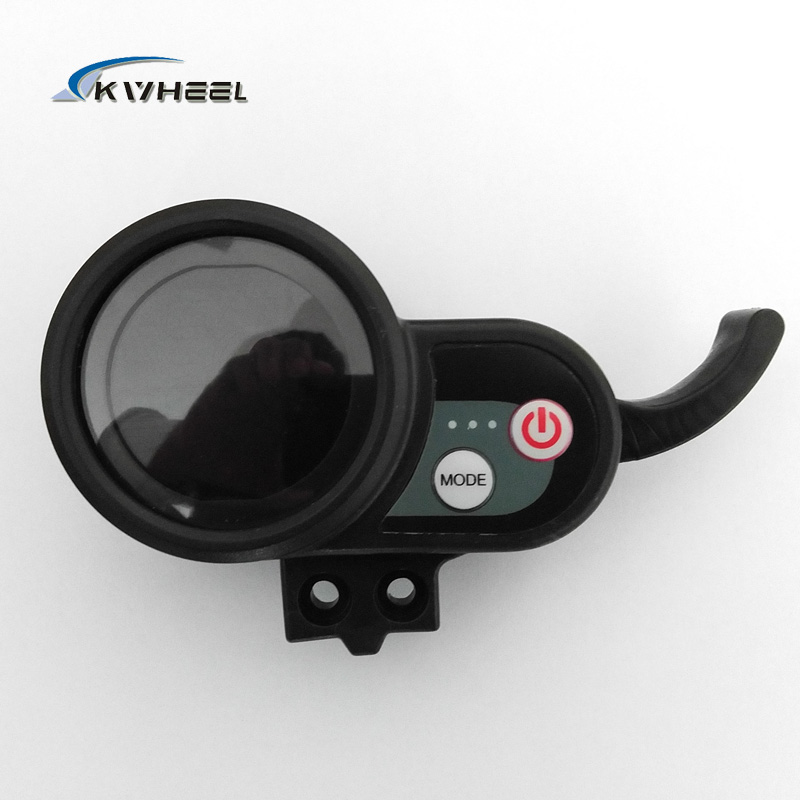 LCD Displayer for electric scooter Meter Speed Counter Speed Level Control