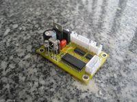 Assembled JV11SE Remote Motor Potentiometer Control Board
