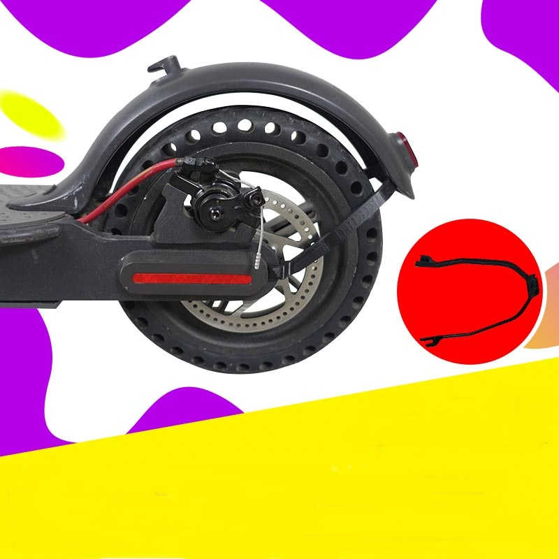 New Front Rear Mudguard Suppor for XIAOMI Mijia 365Pro electric scooter Rear Fender Mudguard For Xiaomi M365Pro Fender bracket in Replacement Parts Accessories from Consumer Electronics