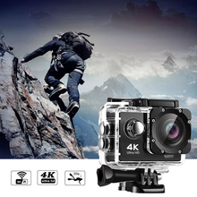 "HD 4K / 30fps Action Camera Ultra WiFi 2.0"" 170D 30M Un"