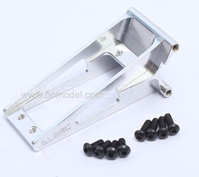 ALZRC 450 Pro Parts Metal Rudder Servo Mount HP45804  for 450 rc helicopters Free Track Shipping